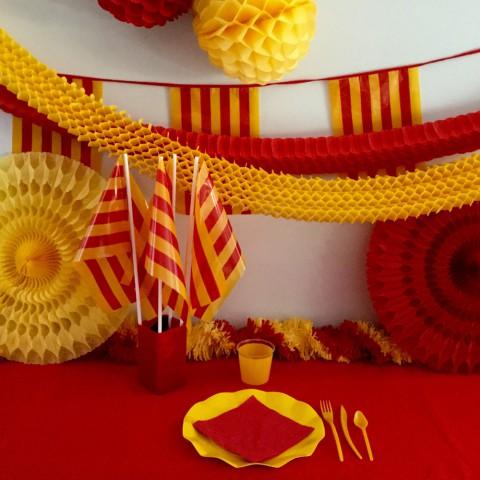 Soirée catalane