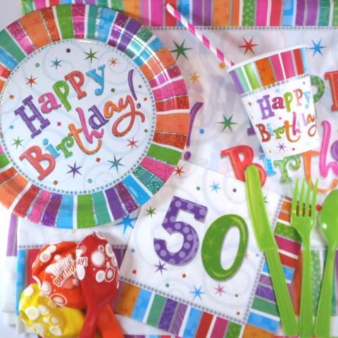 Boîte anniversaire 50 ans
