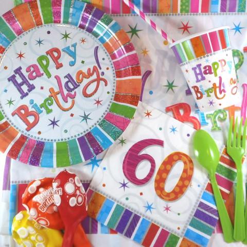 Boîte anniversaire 60 ans