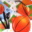 Boîte anniversaire Basket