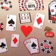 Boîte anniversaire casino