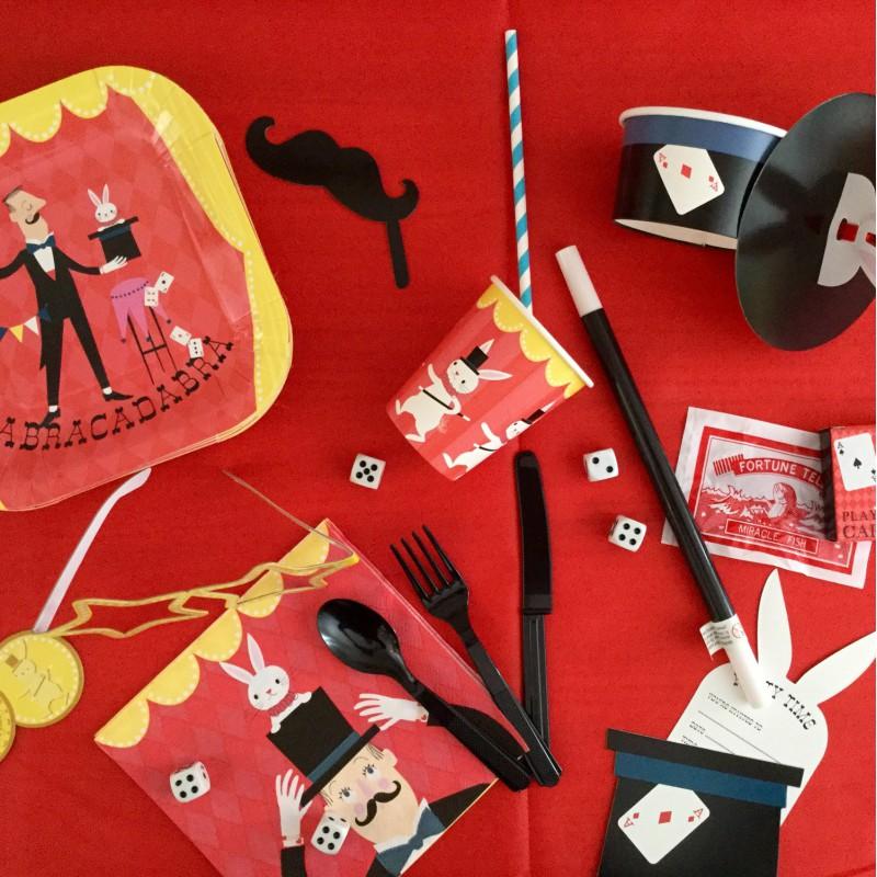 Connu Boîte décoration anniversaire magie - 1 Clic 1 Fête YT69