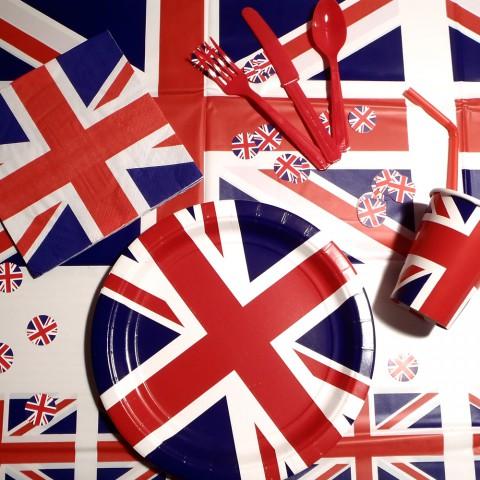Soirée Angleterre
