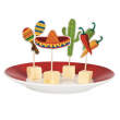 Boîte soirée mexicaine