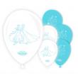 Ballons Reine des Neiges
